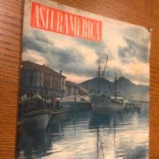 Coleccionismo de Revistas y Periódicos: ASTURAMERICA / AÑO III / 32 / REVISTA DE ASTURIAS PARA ESPAÑA Y AMERICA / SEGUNDA EPOCA / 1956. Lote 118824975