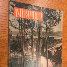 Coleccionismo de Revistas y Periódicos: ASTURAMERICA / AÑO III / 34 / REVISTA DE ASTURIAS PARA ESPAÑA Y AMERICA / SEGUNDA EPOCA / 1956. Lote 118825371
