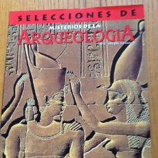 Coleccionismo de Revistas y Periódicos: SELECCIONES DE MISTERIOS DE ARQUEOLOGÍA Nº 2. EGIPTO SECRETO (2): SEXO, TUMBAS Y DIOSES. Lote 118830931