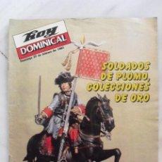 Coleccionismo de Revistas y Periódicos: REVISTA HOY DOMINICAL. FEBRERO 1983.. Lote 118942995