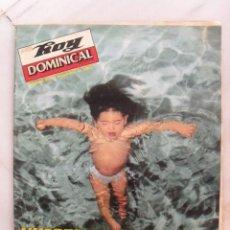 Coleccionismo de Revistas y Periódicos: REVISTA HOY DOMINICAL. DICIEMBRE DE 1982.. Lote 118943371