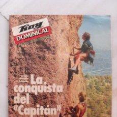 Coleccionismo de Revistas y Periódicos: REVISTA HOY DOMINICAL. FEBRERO 1983.. Lote 118943415
