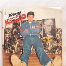 Coleccionismo de Revistas y Periódicos: REVISTA HOY DOMINICAL. ROMAY. ENERO 1983.. Lote 118943607
