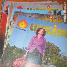 Coleccionismo de Revistas y Periódicos: LUCECITA FOTONOVELA LOTE 22 REVISTAS -. Lote 130650864