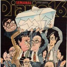 Coleccionismo de Revistas y Periódicos: 1984. LA OTRA MOVIDA MADRILEÑA. GLORIA FUERTES. VER SUMARIO .... Lote 119071971