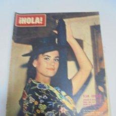 Coleccionismo de Revistas y Periódicos: REVISTA. HOLA. Nº 1071. MARZO 1965. SEAN CONNERY, YUL BRYNNER, SHA DE PERSIA, VITTORIO DE SICA. Lote 119093083