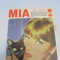 Coleccionismo de Revistas y Periódicos: REVISTA. MIA. Nº 16. JULIO 1965. ANN MARGRET, FAMILIARIDAD EN MATRIMONIOS, LINDA CHRISTIAN. Lote 119093447