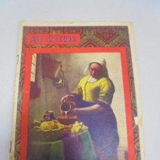 Coleccionismo de Revistas y Periódicos: REVISTA. ATLANTIDA. Nº 401. BUENOS AIRES. 1925. PAPELITO, ALMOHADON, NINGUNA RAZON, ROSSINI. Lote 119095367