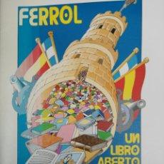 Coleccionismo de Revistas y Periódicos: FERROL LETRAS GALEGAS 2005 (EN GALLEGO). Lote 119248134