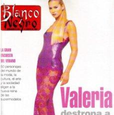 Coleccionismo de Revistas y Periódicos: 1996. VALERIA MAZZA.CLAUDIA SCHIFFER. ALEJANDRO SANZ. VER SUMARIO .... Lote 119361807