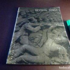 Coleccionismo de Revistas y Periódicos: REVISTA SHELL VENEZUELA 1960 RÓMULO GALLEGOS. Lote 119460367