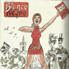 Coleccionismo de Revistas y Periódicos: BLANCO Y NEGRO 100 AÑOS - 12 MAYO 1991. Lote 119472431