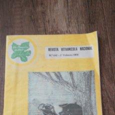 Coleccionismo de Revistas y Periódicos: REVISTA VITIVINICOLA 162 * FEBRERO 1976 * 35. Lote 119476338