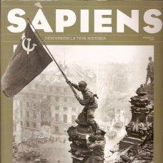 Coleccionismo de Revistas y Periódicos: REVISTA SAPIENS Nº 157 SEGONA GUERRA MUNDIAL. Lote 119523987