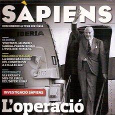 Coleccionismo de Revistas y Periódicos: REVISTA SAPIENS Nº 175 L'OPERACIO TARRADELLAS. Lote 119527015