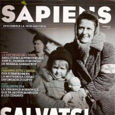 Coleccionismo de Revistas y Periódicos: REVISTA SAPIEMS Nº 149 SALVATS JUEUS SEGONA GUERRA MUNDIAL. Lote 119527863