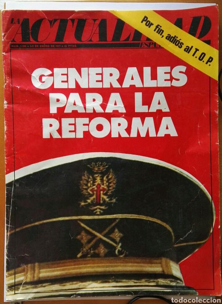 revista la actualidad española n° 1305 enero 19 - Comprar Otras ...