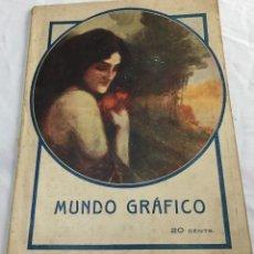 Coleccionismo de Revistas y Periódicos: MUNDO GRÁFICO. Lote 119564103