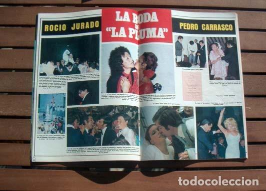 Coleccionismo de Revistas y Periódicos: Revista LA JAULA / BARBARA REY al desnudo, ROCIO JURADO, FESTIVAL DE CANNES, UN DOS TRES - Foto 3 - 119631119