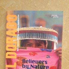 Coleccionismo de Revistas y Periódicos: REVISTA PERÚ EL DORADO N 11 ABRIL JUNIO 1998. Lote 119871515