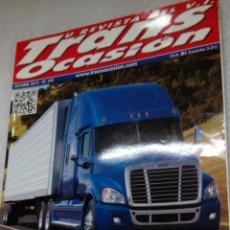 Coleccionismo de Revistas y Periódicos: REVISTA TRANS OCASION TRANSOCASION Nº142 OCTUBRE 2012. Lote 119953455