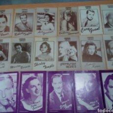 Coleccionismo de Revistas y Periódicos: LOTE 17 ALBUM REVISTA FOTOGRAMAS , VER FOTOS. Lote 120019791
