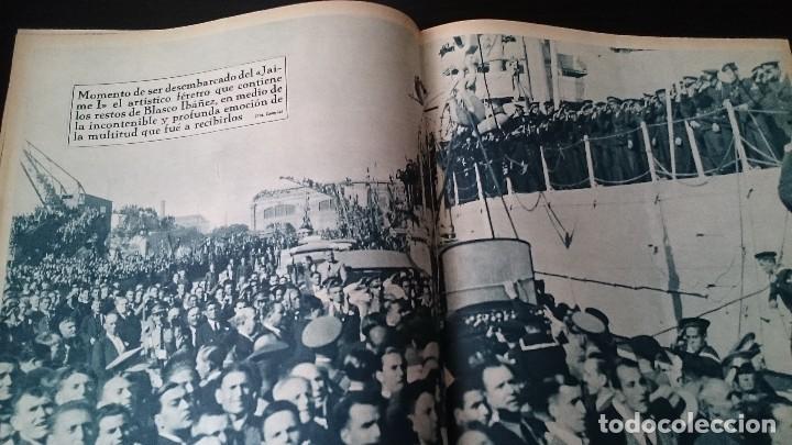 Coleccionismo de Revistas y Periódicos: REVISTA POPULAR ILUSTRADA MUNDO GRÁFICO 1 NOVIEMBRE 1933 - NUM 1148 AÑO XXIII - REPÚBLICA - Foto 7 - 120046903
