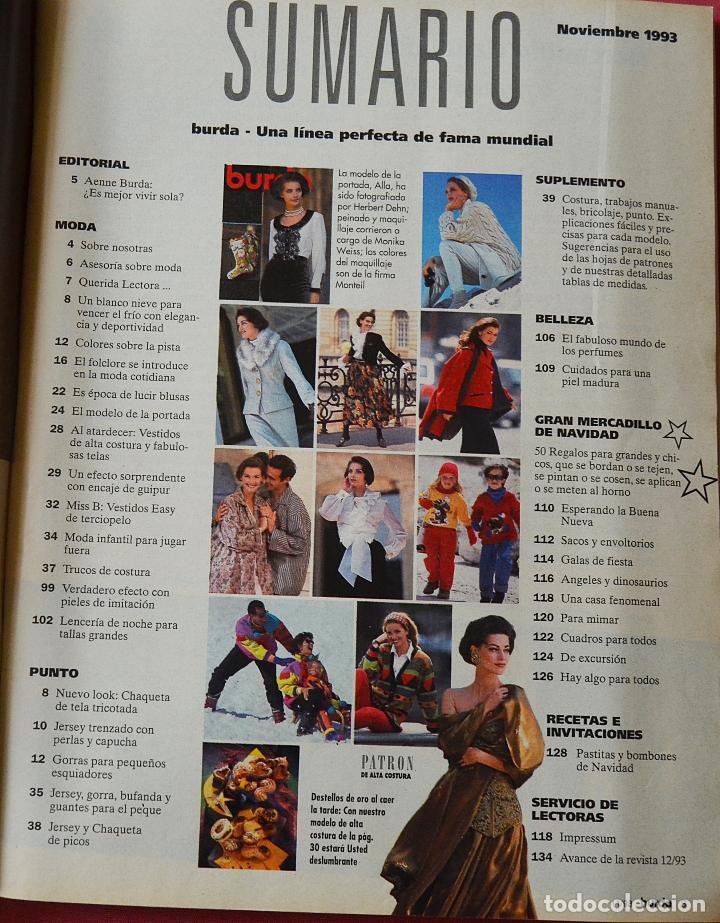 burda - revista de moda y patrones - navidad - - Comprar Otras ...