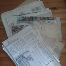 Coleccionismo de Revistas y Periódicos: LOTE PATRON PUNTO DE CRUZ VARIOS PATRONES. Lote 120209236