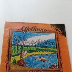 Coleccionismo de Revistas y Periódicos: REVISTA AJOBLANCO Nº EXTRAORDINARIO ABRIL AÑO 1977. Lote 120234267