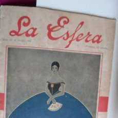 Coleccionismo de Revistas y Periódicos: LA ESFERA ILUSTRACION MUNDIAL REVISTA AÑO III Nº 140 - 2-9-1916. Lote 120456951