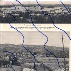 Coleccionismo de Revistas y Periódicos: LE MIDI 1907 FRANCIA INUNDACIONES HOJA REVISTA. Lote 120794995