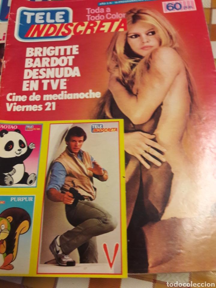 Teleindiscreta Número 19 Brigitte Bardot Cole Sold At Auction