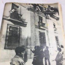 Coleccionismo de Revistas y Periódicos: PERIÓDICO ABC GOLPE DE ESTADO EN CHILE 14 SEPTIEMBRE 1973 MARXISTA ANTES QUE PRESIDENTE. Lote 120889455