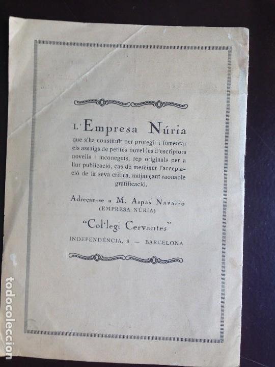 Coleccionismo de Revistas y Periódicos: ART NOVELL - REVISTA DE JOVENTUT- NUMERO 30 - JUNIO 1926 - Foto 6 - 120950303