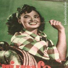 Coleccionismo de Revistas y Periódicos: REVISTA TRIUNFO Nº 220 ANN BLYTH JOSE BODALO 1950. Lote 120950375