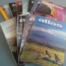 Coleccionismo de Revistas y Periódicos: REVISTA ATLAS. LA AUTÉNTICA IMAGEN DE LA TIERRA. 12 NÚMEROS. 1977-1978. REVISTA DE ANTROPOLOGÍA.. Lote 121011726
