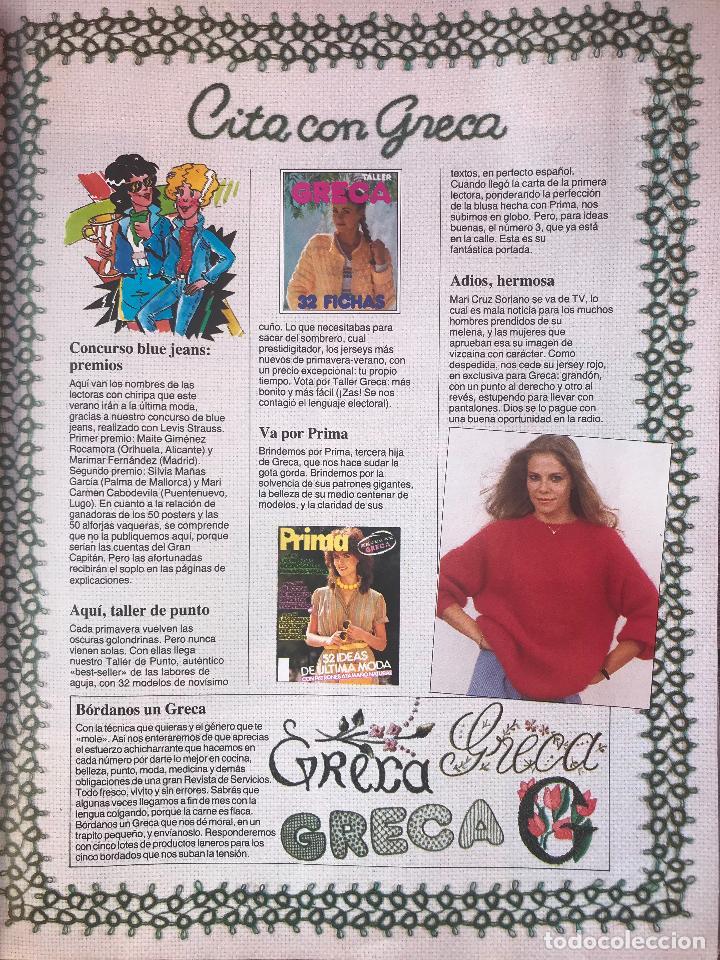 greca, lote 5 revistas, nºs 65, 68, 70, 71 y 91 - Comprar Otras ...