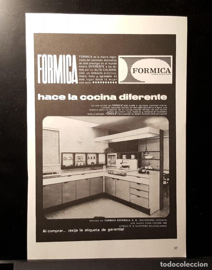 hoja publicidad. muebles cocina formica. (reade - Kaufen Andere ...