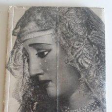 Collectionnisme de Revues et Journaux: INQUIETUD - PROGRAMA SEMANA SANTA UTRERA 1961 / FOTOGRAFIAS. Lote 121279531