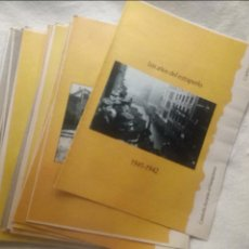 Coleccionismo de Revistas y Periódicos: 16 REVISTAS DE CATALUÑA DURANTE EL FRANQUISMO. Lote 121357515