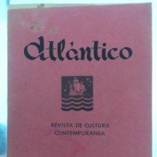 Coleccionismo de Revistas y Periódicos: ATLÁNTICO, REVISTA DE CULTURA CONTEMPORÁNEA, N.22, 1963. Lote 58420557