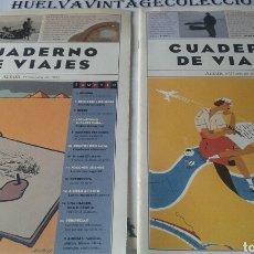 Coleccionismo de Revistas y Periódicos: SUPLEMENTO CUADERNO DE VIAJES. ( 1-2 ). Lote 103442475