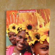 Coleccionismo de Revistas y Periódicos: COLOMBIA BILDER FÖR PRESSFRIHET (FOTOGRAFIAS DE COLOMBIA). Lote 121509284