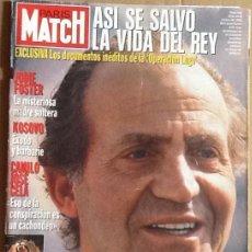 Coleccionismo de Revistas y Periódicos: PARIS MATCH. NUMERO 1.1998. EDICION ESPAÑOLA . ENVIO INCLUIDO.. Lote 121518763