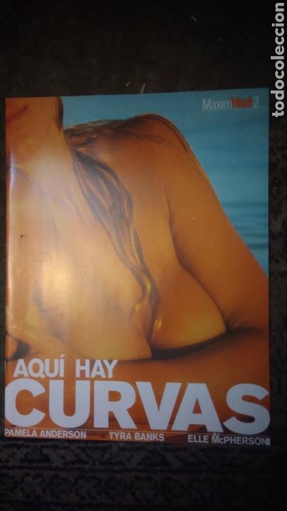 MAXIM HOT 2. AQUÍ HAY CURVAS. PAMELA ANDERSON. TURCA BANKS Y ELLE MACPHERSON. NUEVO (Coleccionismo - Revistas y Periódicos Modernos (a partir de 1.940) - Otros)