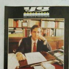 Coleccionismo de Revistas y Periódicos: REVISTA YA DOMINICAL ENERO 1989. Lote 121572567