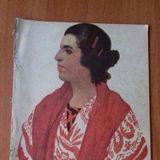 Coleccionismo de Revistas y Periódicos: REVISTA BLANCO Y NEGRO. AÑO 32. NUM 1648. 1922. LEER.. Lote 121660119