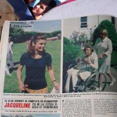 Coleccionismo de Revistas y Periódicos: JACQUELINE KENNEDY ONASSIS. Lote 121900531