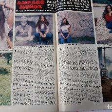 Coleccionismo de Revistas y Periódicos - AMPARO MUÑOZ MISS UNIVERSO - 121902655